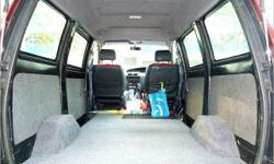 Great van for transport and deliveries petrol van no