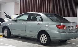 Toyota Corolla Altis VVT-I 1.6 Direct Sale by car