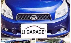 JJ GARAGE CAR RENTAL PROMOTION FOR DAILY / WEEKLY /