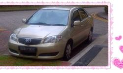 Toyota Vios 1.5E A for sale $17,500 Road Tax $684 /
