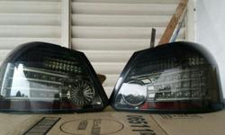 used smoke led tail light for 08-12. good cond..