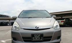 Toyota Wish 1.8 auto 13-Apr-2006 for sale at 27k pls