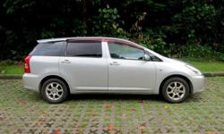 Daily Rates: Toyota Wish MPV: S$120 *Fully booked for