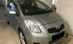 Very clean Toyota Yaris in great condition with low