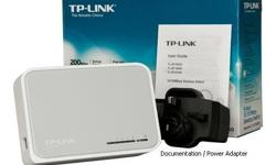 TP-Link 5 Port Switch TL-SF1005D Bought but ended up