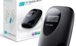 selling a never used mobile hotspot TP link model