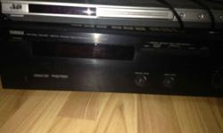 FOR SALE OR TRADE IN HOME THEATER SET $390 YAMAHA