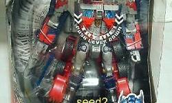 For sale is a First Edition Leader Class Optimus Prime,