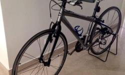 Want to sell or trade TREK 7.7 FX hybrid bike for a