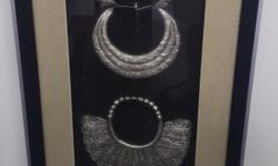 Tribe Silver Necklace Jewellery in frame B Nice talking