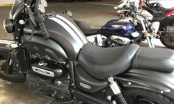 Perfectly Maintained Triumph Rocket 3 For Sale For Sale In Rochor
