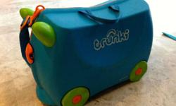 Trunki Luggage for kids, good condition, $10