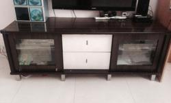 Hi I am selling my TV console. Need to clear asap.
