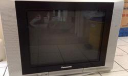 Want to sell 21 inches Panasonic tv fr $20,absolutely