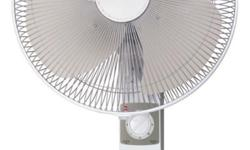 WALL FAN 40CM With METAL BLADE More detail at