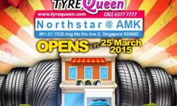 ANNOUNCEMENT! Dear Friends of TyreQueen.com ! Our Ang