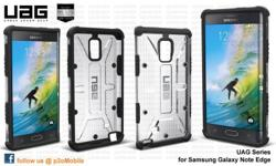 UAG for Nexus 6 Colour Maverick Coming Soon! Show us