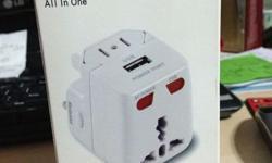 Specification: 1. Input Power: 100~250V 2. USB Max.