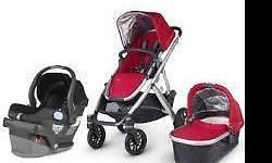 Product Description Includes 2015 Vista Stroller with