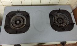 Moving out sale.. Selling the used Gas Stove/Burner