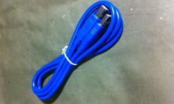 For sale: USB cable (used) - Length: 1.5m - 2.0m -