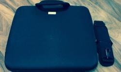 "Used, mint in condition , 10"" laptop bag."