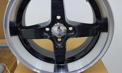 "Used 2 month's old 15"" 4 X 100 PCD Sports Rim for sale"