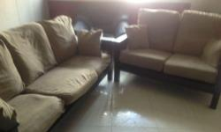 3+2 sofa for Sale, in good condition. Bought from