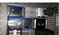 USED AMPLIFIER LOTS OF BRAND $30-$40 EACH CALL