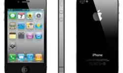 BRAND : APPLE MODEL : IPHONE4 32GB (BLACK) FEATURES *