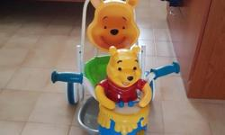 Preloved baby tricycle selling for 20 $ self collected