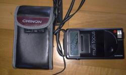 Hi guys i am selling a Defunct Japan brand Chinon film