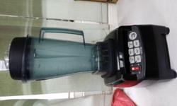 1 unit of used commercial blender (2 litre max.) to