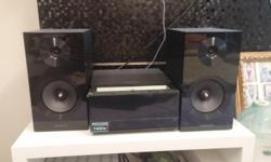 Selling my used 1yr old DVD HiFi 2.1 system for only