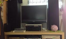 Used Pioneer DVD and Hi Fi sound system for sale, price