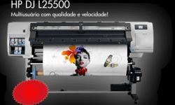 Used HP Designjet L25500 Printer For Sale Comes With