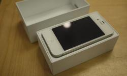 Hi, I'm selling my used iPhone 4S 16GB. It was