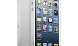Used iphone 5 - 32GB - White colour Comes in original