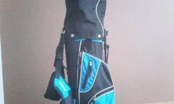 Perrygear Junior golf set. Ideal for 6-9 year Olds. 7