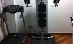 Bought at $1980, well-known multigym machine. Used less