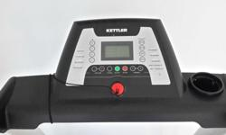 Used Kettler Treadmill for sale. With a speed range of