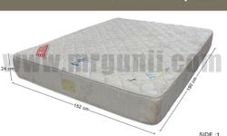 USED KING KOIL MATTRESS ONLY AT $120, NO GST FREE