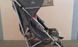 For sale Maclaren Baby Stroller. Used by by sister and