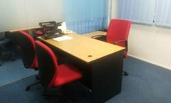 Office furniture and IT equipment for sale. Please