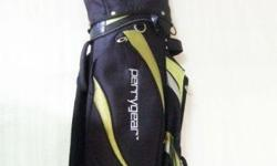 ~~~ USED PeRRy GoLF Bag $48 ~~~ One piece barely USED,