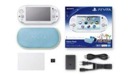 Used vita slim (blue)like new (no scratch no dents)with