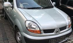 Renault Kangoo 1461 CC Silver (Manual) Commercial