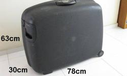 > Used Big Samsonite Jumbo Luggage bag (with