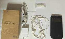 Used Samsung S4 White Frost 16GB Complete Set Price