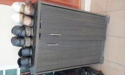 Used shoe cabinet for sale! Moving house. Please